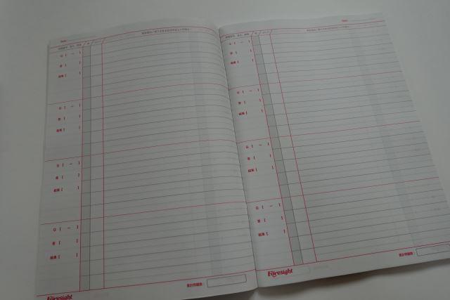 フォーサイト行政書士講座の演習ノート